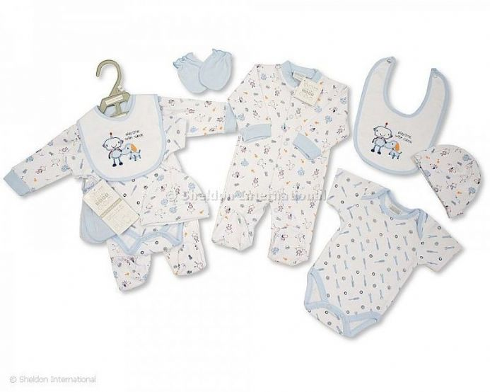 5 Piece Layette Set